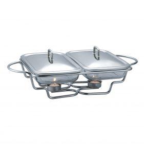 ZILNER 2 dalių maisto šildytuvas - marmitas ZL-9503