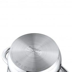 BergHOFF Puodų rinkinys Gourmet 1100246, 12 dalių