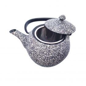 KING Hoff Ketaus arbatinukas su filtru KH-3323, 1,0 L